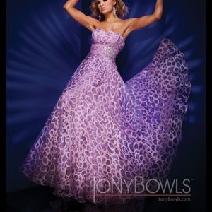 Tony Bowls TBE11168 Evening Gown